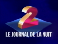Antenne 2 : G�n�rique Le Journal de la nuit (1992)
