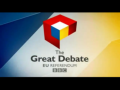 2016 | The Great Debate : EU Referendum