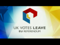 2016 | UK Votes Leave : EU Referendum