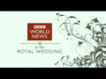 BBC World News at the Royal Wedding