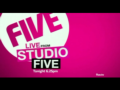 2010 | Live from Studio Five