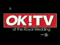 OK! TV at the Royal Wedding