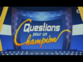 2009 | Questions pour un champion