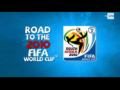 Road to the 2010 FIFA World Cup