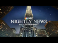 NBC : Générique NBC Nightly News with Lester Holt (2017)