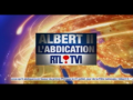 Albert II : L'abdication