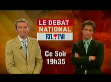 2007 | Le débat national
