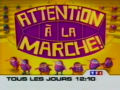 TF1 : Bande annonce Attention à la marche (2001)