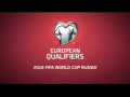 2016 | 2018 FIFA World Cup : European Qualifiers